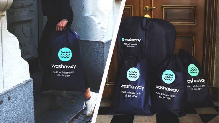 Dina kläder är i trygga händer med Washaway